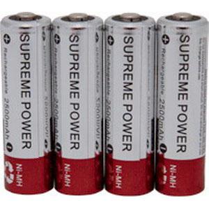 Supreme Technologies Inc AAA Alkaline Battery General Use CBSPAAAKAMX4