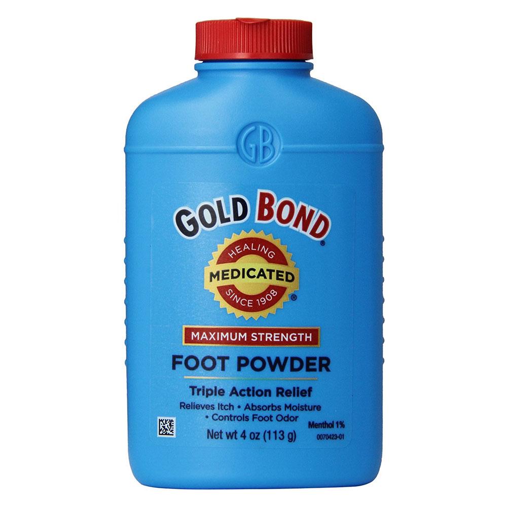 Gold Bond Medicated Maximum Strength Foot Powder, 4 oz. CHA041167017043