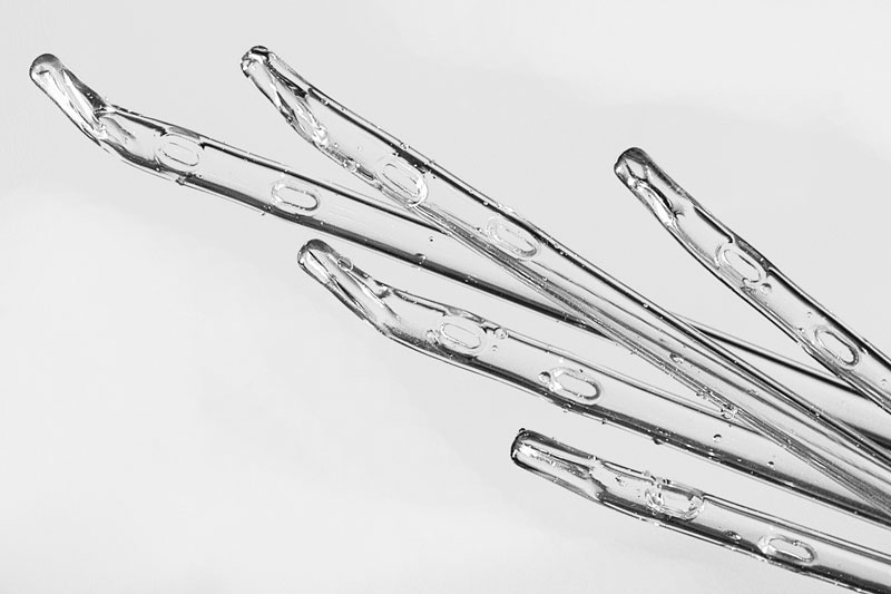 """Cure Male Intermittent Catheter with Coude Tip 16Fr 16"""" CQM16C"""