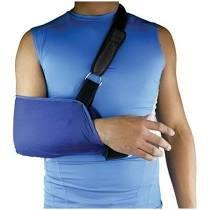 Shoulder Immobilizer with Waist Strap, Small DCI211012