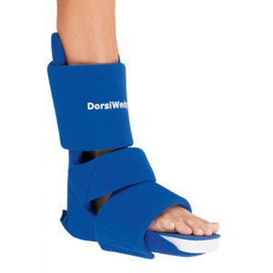 DJ Orthopedics Procare Dorsiwedge™ Night Splint Large, 10 to 12 Men's, 10-1/2 to 12-1/2 Women's Size DJ7981407