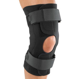 "DJ Orthopedics Procare Reddie™ Knee Brace with Hinges 2XL, 25-1/2"" to 28"" Circumference DJ7982399"