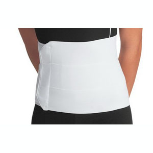 "DJO LLC ProCare® Premium 3-Panel Elastic Binder Universal, 45"" to 62"" Waist Measurement, 9"" H DJ7989071"
