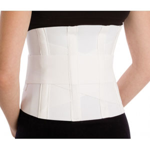 """Criss-Cross Support with Compression Strap, Large, 36"""" - 42"""" Waist Size DJ7989187"""