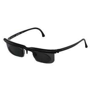 Adlens Sundials™ Instantly Adjustable Eyewear Sunglasses Black Frame DKEM02SBK