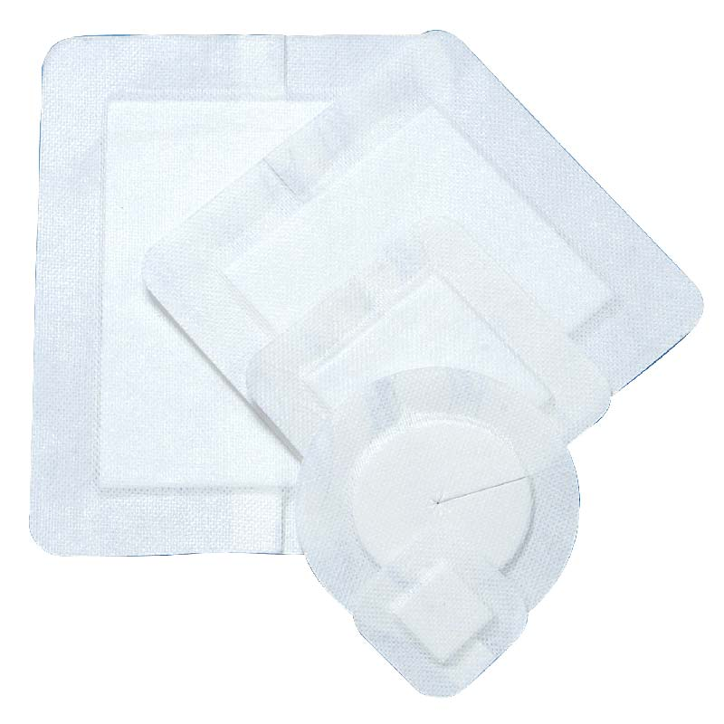 """Covaderm Plus Adhesive Barrier Wound Dressing 6"""" x 8"""" DR46403"""