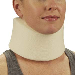"DeRoyal Cervical Collar Large, 3"" L DRA115007"