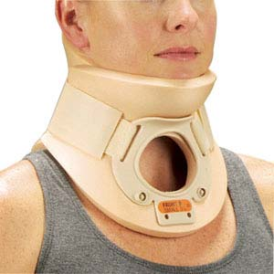 "DeRoyal Philadelphia®  Two-piece Cervical Collar Medium, 3-1/4"" Hypo-allergenic DRA991912"