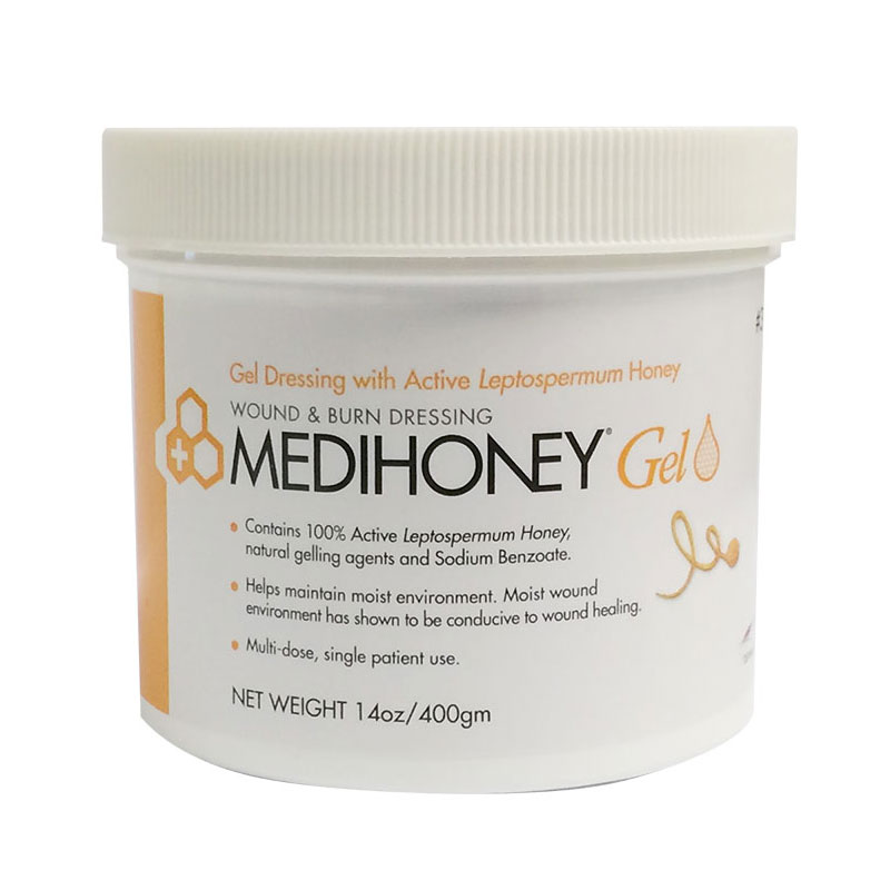 MEDIHONEY Wound Gel, 400g DS31840