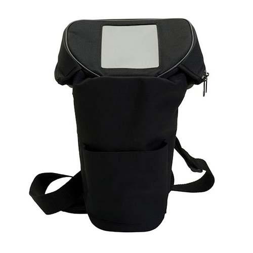 DeVilbiss CHAD® 3-in-1 Oxygen Cylinder Shoulder Carry Bag DVOP150800