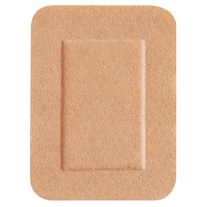 "3M Nexcare™ Soft Fabric Adhesive Gauze Pad 4"" x 3"" EBSFP34"