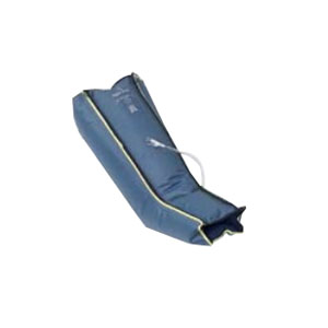 "Flowtron Hydroven FPR Full Leg Garment, 26"", 25"" Upper Thigh Circumference, 20"" Ankle Circumference EG5163L66"