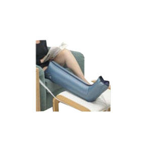 "Flowtron Hydroven FPR Full Leg Garment, 30"", 28"" Upper Thigh Circumference, 20"" Ankle Circumference EG5163L76"