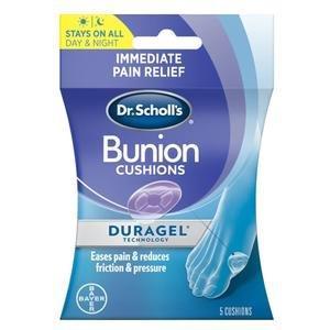 Dr. Scholl's Duragel Bunion Cushion, 5 Count EMH84883824