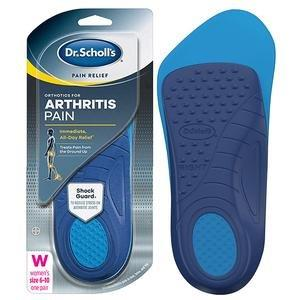 Dr. Scholl's Pain Relief Orthotics Arthritis Pain for Women EMH85284665
