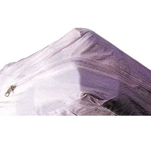 Essential Medical Hospital Bed Zippered Mattress Protector, Bulk 12 Pack ESC4002