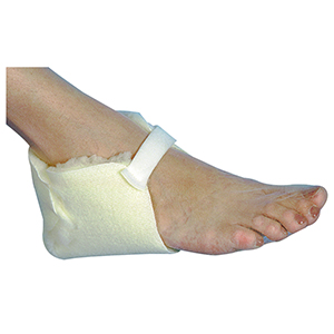"""Sheepette Heel Protector, 10"""""""" x 2-1/2""""""""  x 7-1/2"""""""" ESD5005"""
