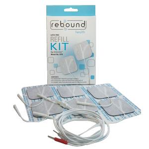 Rebound OTC Tens Refill Kit FASBTR200C