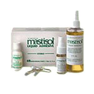 Ferndale Mastisol Liquid Adhesive Spray Pump 15mL Bottle, Latex-free FE52316