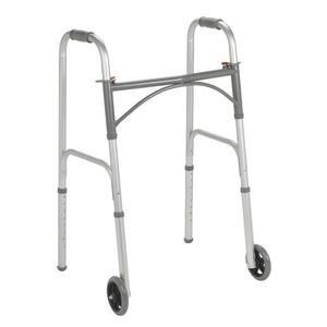 "2-Button Walker with 5"""" Wheels FG102444"