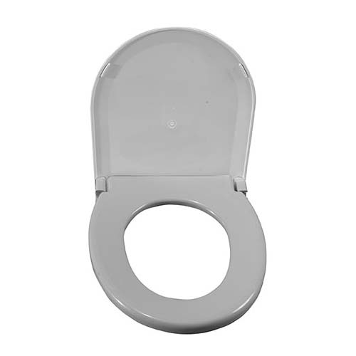 Drive Replacement Toilet Seat, with Lid, Oblong Oversized FG111601