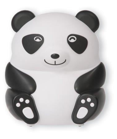 Panda Pediatric Nebulizer with Reusable & Disposable Neb Kit, Pink FGMQ6005R
