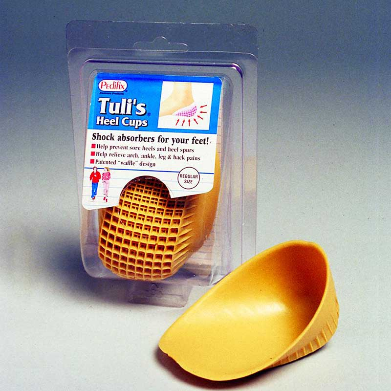 Pedifix Footcare Tuli's® Heel Cup Large, 175 lb Weight FOTP84L