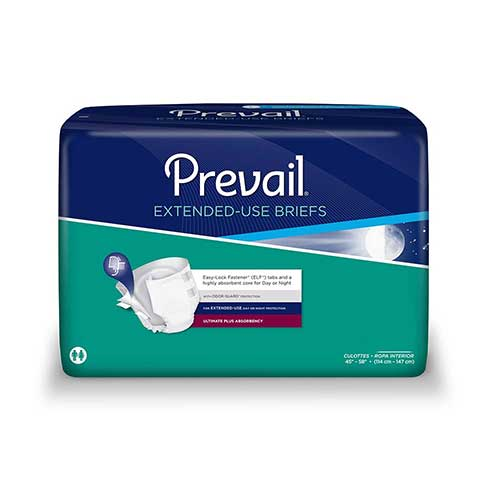 """Prevail PM Extended Wear Brief Large 45"""" - 58"""" FQNTB0131"""