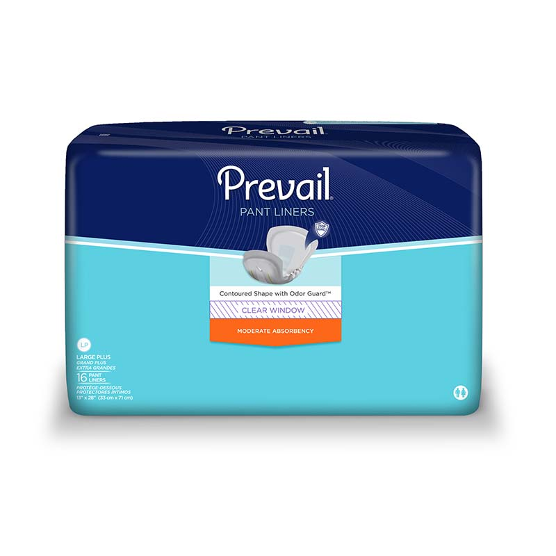 Prevail® Pant Liner Elastic, Large Plus FQPL113