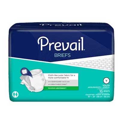"Prevail PM Youth Brief Medium 15"" - 22"" FQPV015"