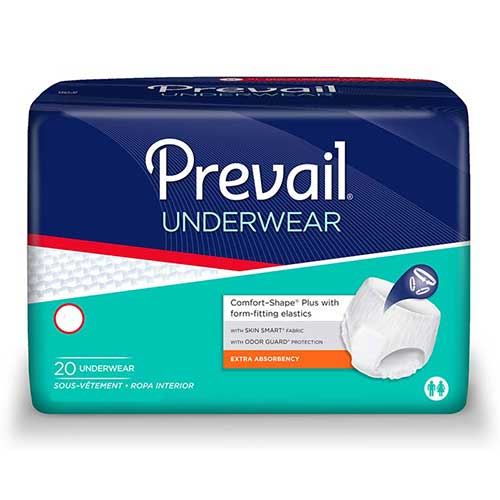 "Prevail Protective Underwear Medium 34"""" - 46"""" FQPV512"