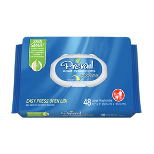 Prevail Soft Pack Washcloth FQWW720