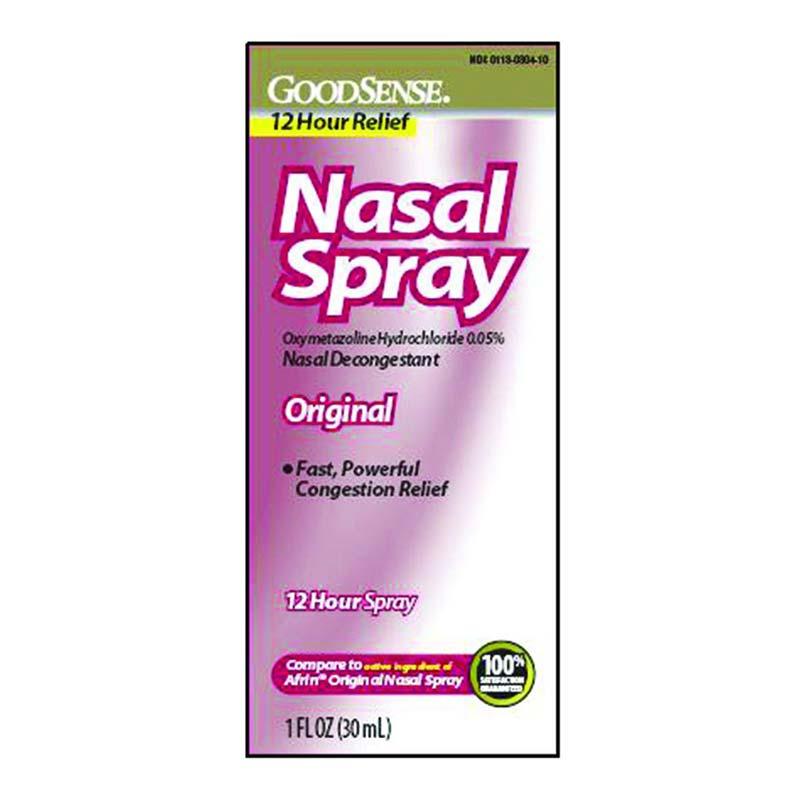 Original Nasal Spray, 1 oz. GDDLP13995