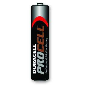 Duracell® Procell® Alkaline Battery Size AAA GILPC2400BKD