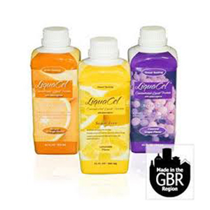 Global Health Products IN LiquaCel™ Ready-to-Use Lemonade Liquid Protein 32Oz, 2240 Cal, Sugar-free, Beverage fortifier GPGH115