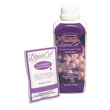 Global Health Products IN LiquaCel™ Ready-to-Use Grape Liquid Protein 32Oz, 2240 Cal, Sugar-free, Beverage fortifier GPGH94