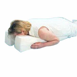 """Face Down Pillow 29"""""""" x 14"""""""" x 6"""""""" HFMJ1430"""