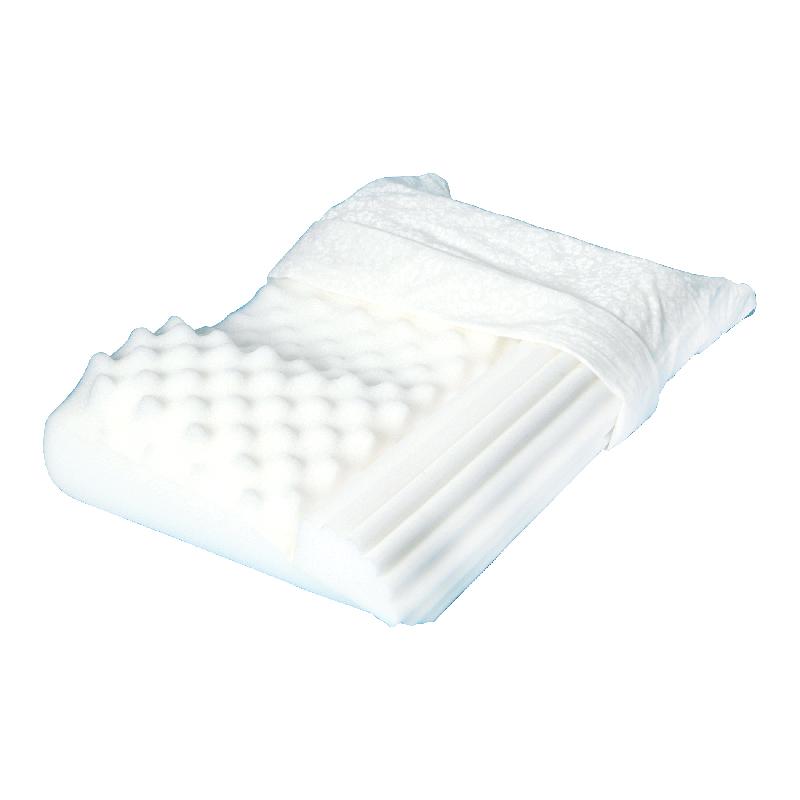 "No Snore Pillow, 20"""" x 14.5"""", White HFNC3910"
