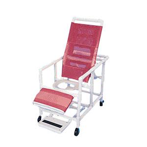 Healthline Reclining Shower Chair HMPCS400W4