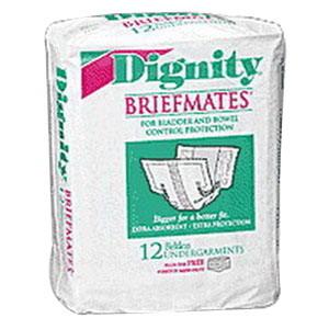 "Dignity Beltless Undergarment 13-1/2"" x 26-1/2"" HU30073"