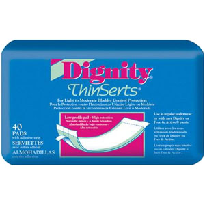 """Dignity ThinSerts Liner, 3-1/2"""""""" x 12"""""""" HUMC30054180"""