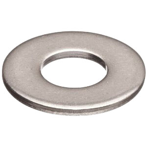 "Invacare Flat Washer 5/16"" x 5/8"" x 1/16"" For Power Wheelchair INV1025704"