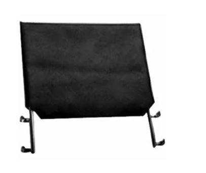 "Headrest Extension Tube and Upholstery Kit, 16"""" Chair, Nylon Upholstery INV1133390"