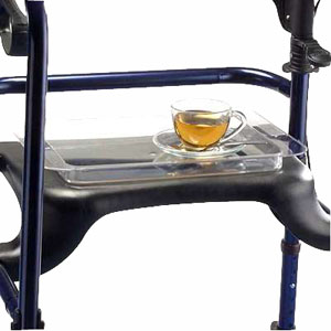 Invacare Replacement Tray, For Three-Wheeled Rollator INV1144502
