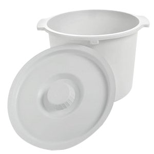 Invacare Pail with Lid INV1182247