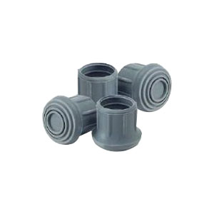 Invacare Rubber Tip for All-in-One Commode INV40186X030