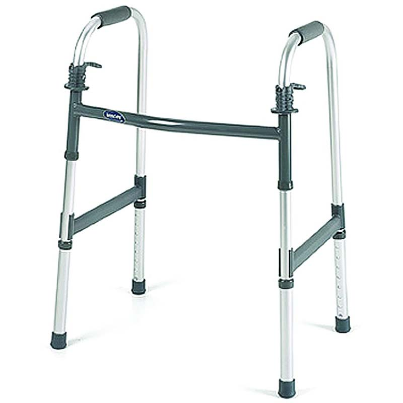 "Invacare Junior Paddle Walker with 3"" Wheel  INV6291JR3F"