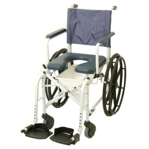 Mariner Rehab Shower Chair with Rust-resistant Aluminum Frames INV6795