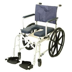 "Mariner Rehab Shower Chair, 39"" x 26-1/2"" x 32"" INV6895"