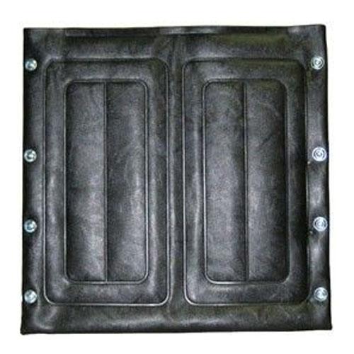 """Back Upholstery Kit for Tracer EXI/EX2 Wheelchair, 18"""""""" x 16"""""""", Black Vinyl INV8881127476U67"""